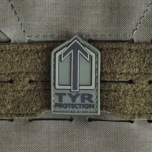 Tyr Protection Patch OD Green